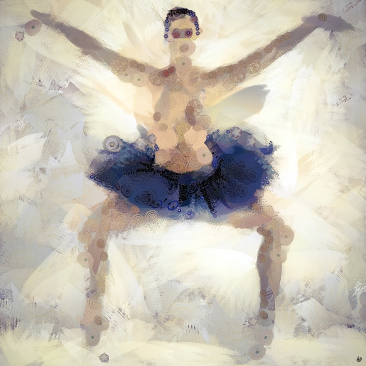 chd - Tutu - art contemporain