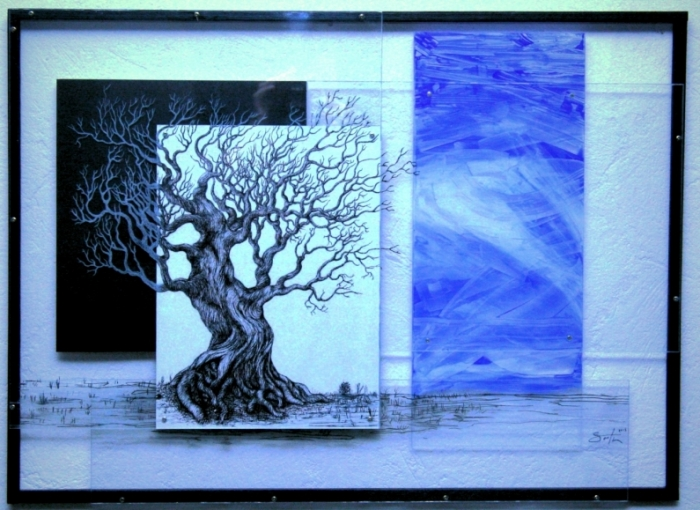Saith BAUTISTA - Arbre - art contemporain