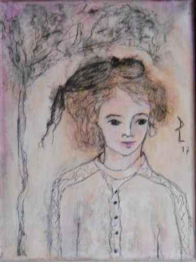 denise <strong>louin</strong> - petite Maupassant - art contemporain