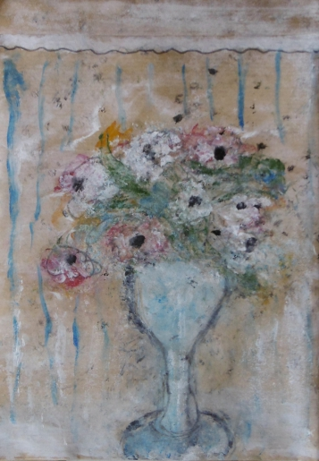 denise <strong>louin</strong> - Bouquet Marie-Christine - art contemporain