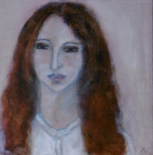 denise <strong>louin</strong> - La chevelure - art contemporain