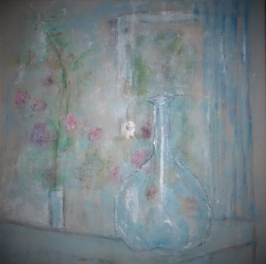 denise <strong>louin</strong> - La carafe - art contemporain