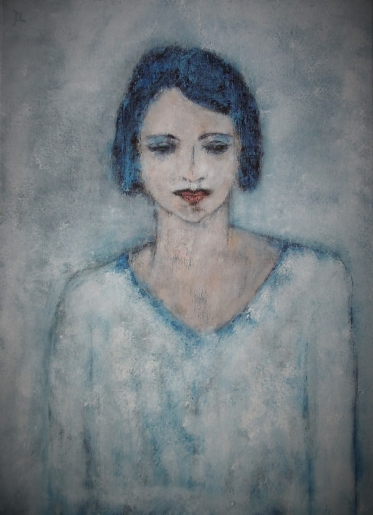 denise <strong>louin</strong> - Blue note - art contemporain