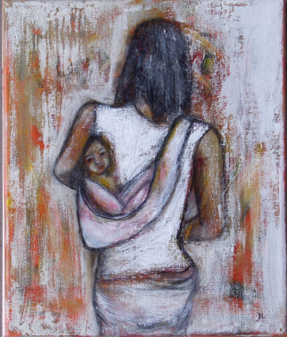 denise <strong>louin</strong> - m&egrave;re proteuse - art contemporain