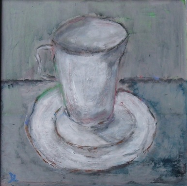 denise <strong>louin</strong> - Tasse - art contemporain